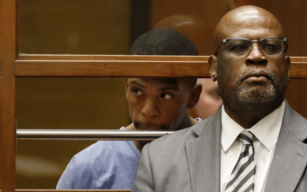 OJ Prosecuter Chris Darden Pleads NOT Guilty for Nipsey Hussle Shooter