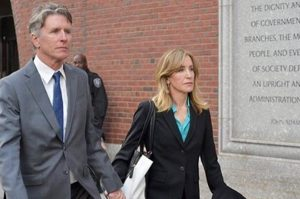 Felicity Huffman Pleads Guilty; She 'Betrayed' Daughter