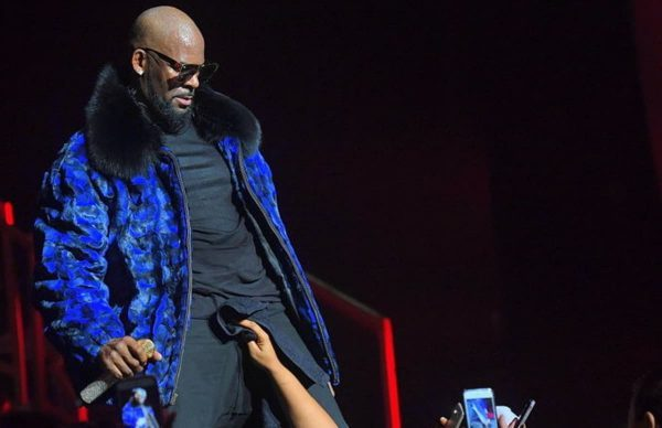R. Kelly Victim Allegedly FORCED to Eat His Feces