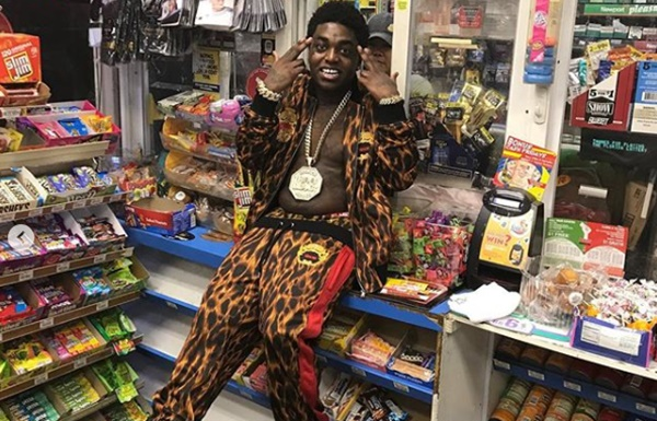 Kodak Black Found and Arrested Facing Weapons + Drug Charges