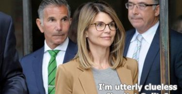 Lori Loughlin Pleads NOT GUILTY...WTF?