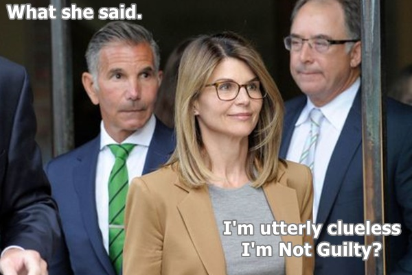 "Lori Loughlin Monitored Felicity Huffman Case; Now She's ""Afraid of Being Penalized"""