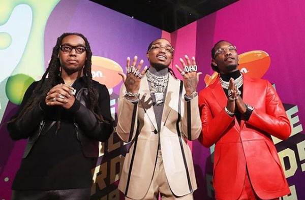 Offset, Quavo and Takeoff want out of Vegas Fight Lawsuit