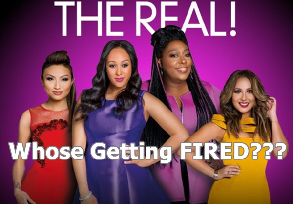 The Real Sets to FIRE One of The Co-Hosts To Whitewash the Talk Show