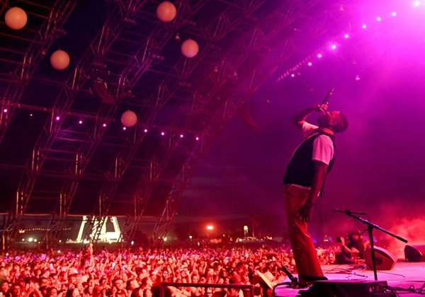 YG Coachella Set Dedicated to Nipsey Hussle