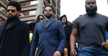 Jussie Smollett Caught Falsely Describing Attackers a s White