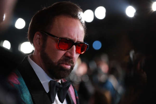 Nicolas Cage's Estranged Wife Wants Spousal Support