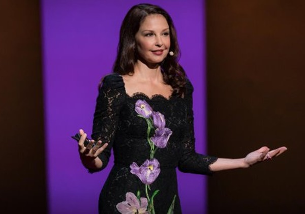 Ashley Judd: I'll See You in Court Harvey Weinstein