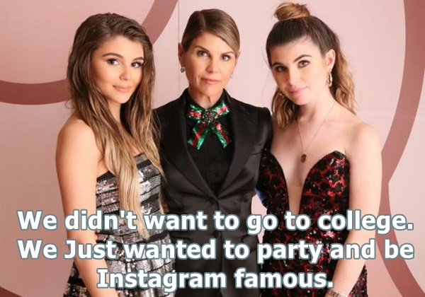 """Lori Loughlin Monitored Felicity Huffman Case; Now She's """"Afraid of Being Penalized"""""""