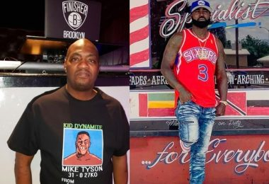 Mister Cee Message to Young Buck Dating Transgender WomanMister Cee Message to Young Buck Dating Transgender Woman