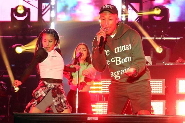 BottleRock Napa: Cypress Hill; Big Boi and Pharrell