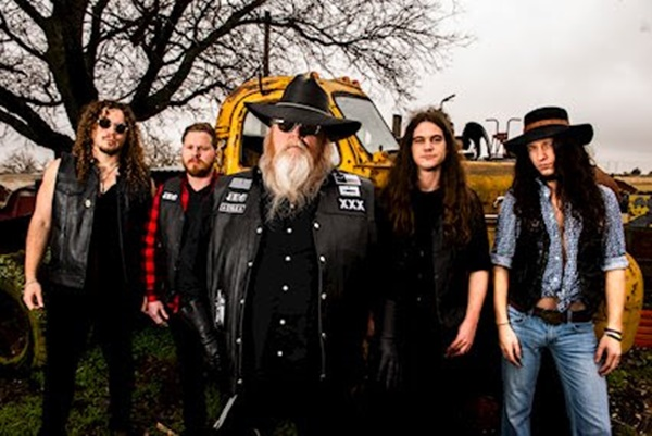 Texas Hippie Coalition Releasing 'High In The Saddle' Album May 31st