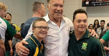 Arnold Schwarzenegger NOT Pressing Charges
