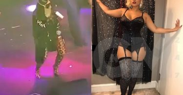 Foxy Brown Booed + Tammy Rivera SLAYS at Kandi's Welcome To The Dungeon