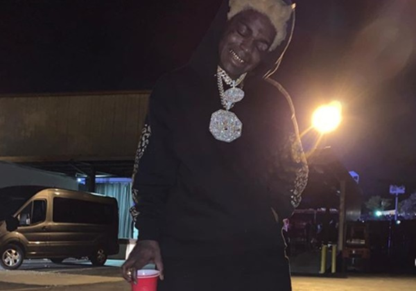 Rapper Kodak Black Arrested and Indicted