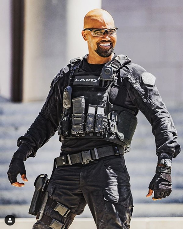 Shemar Moore Defends His Sexuality Once Again