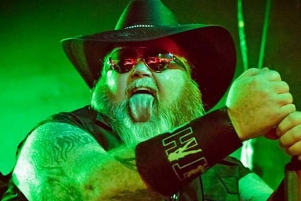 Texas Hippie Coalition Big Dad Ritch Speaks on Working In The MMA