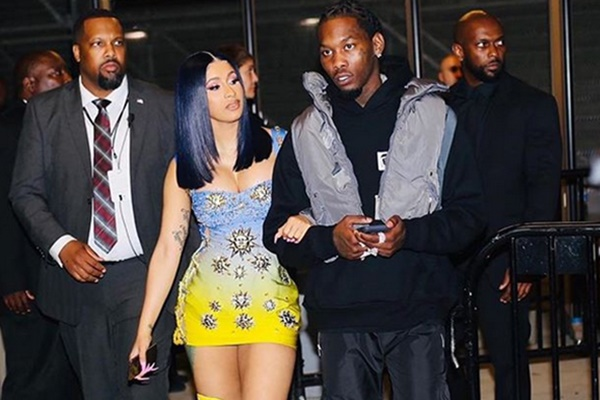 Cardi B Seeking $30 Million From Ex-Manager Shaft