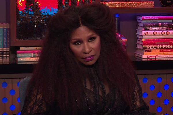 "Chaka Khan: Kanye West Sample of ""Through The Fire"" Was Stupid"