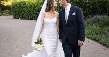 Chris Pratt + Katherine Schwarzenegger Officially Marry