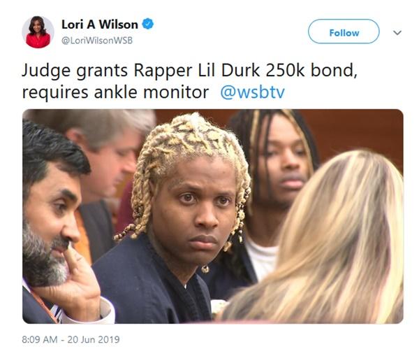 Judge Grants Bond For Lil Durk
