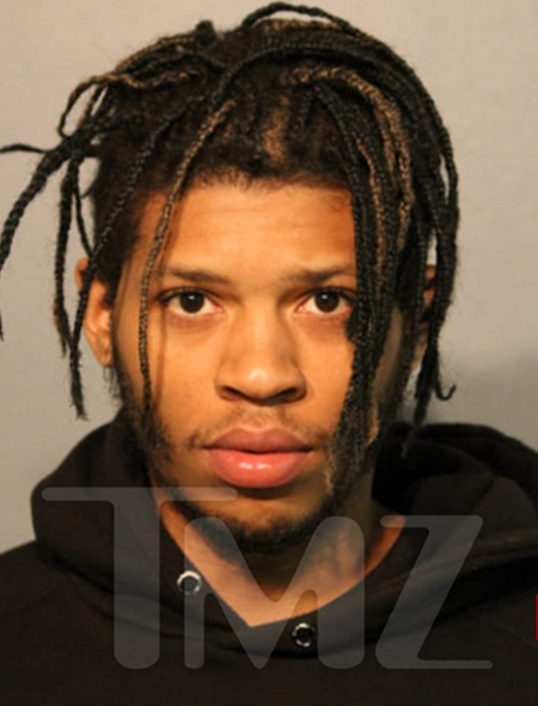 Empire Star Bryshere Gray Arrested In Chicago