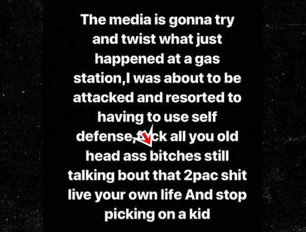 Rapper Lil Xan Under Investigation for Gun Pull