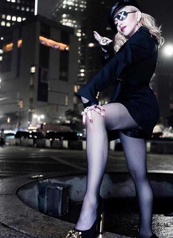 "Madonna Sizing Down on ""Madame X"" Tour"