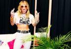 "Miley Cyrus Says ""#DontF--kWithMyFreedom"""