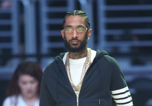 Nipsey Hussle's Brother Facing Off with Crips Over Trademark