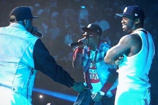 """50 Cent Slams G-Unit: """"That's A Bag They F'd Up"""""""