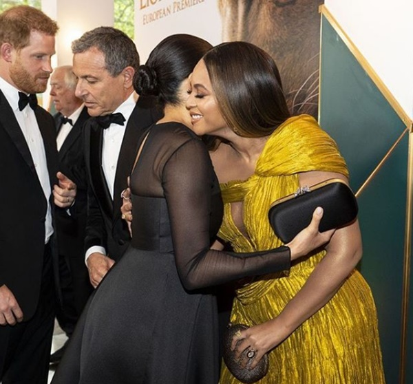 Music Royalty Meet Real Royals