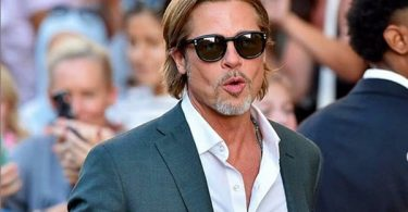 Brad Pitt Compares Harvey Weinstein to Charles Manson