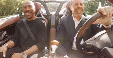 Eddie Murphy Netflix in Talks For $70 Million Stand-up Comeback