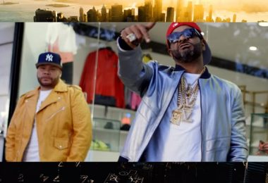 SIC VIDS: Jim Jones, Fat Joe, Drake, Mist + Wiley + Sean Paul + Stefflon Don