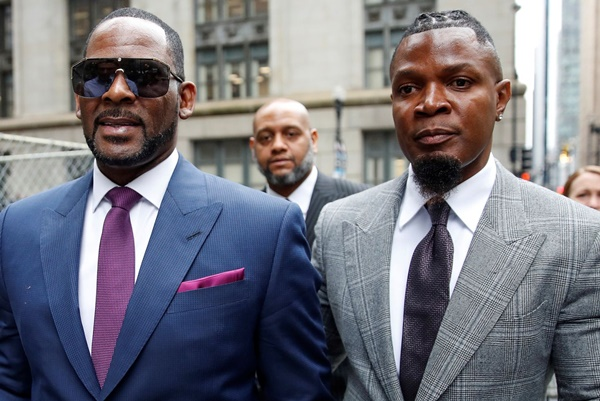 Darrell Johnson: R. Kelly Crisis Manager NOT FIRED