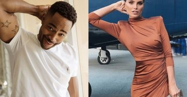 Jay Ellis + Girlfriend Nina Senicar Expecting + Getting Hitched
