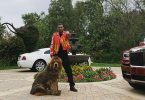 French Montana Sued After his Dog Viciously Attacks Another Person