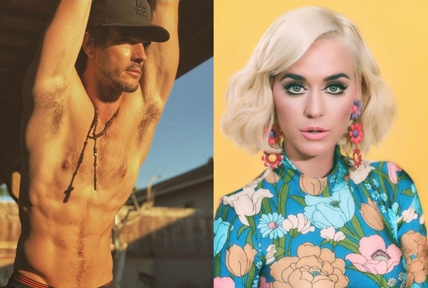 Katy Perry Accused of Sexual Assault By Video Love Interest