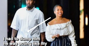 Steve Harvey's Daughter Lori DUMPS Diddy