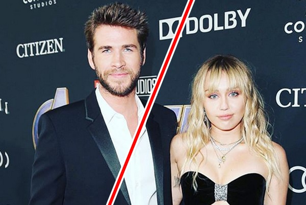 Miley Cyrus + Liam Hemsworth Call it QUIT In Less Than A Year
