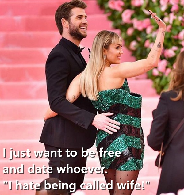Miley Cyrus Team Releases Smear Campaign on Liam Hemsworth