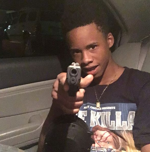 Tay-K Mugshot Surfaces And He Looks PISSED