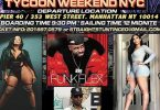 50 Cent's Tycoon Weekend: Deelishis, Laura Dore, Tahiry + More Headline