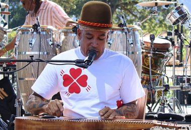 Sonoma Harvest Music Fest Kicks Off With Ben Harper