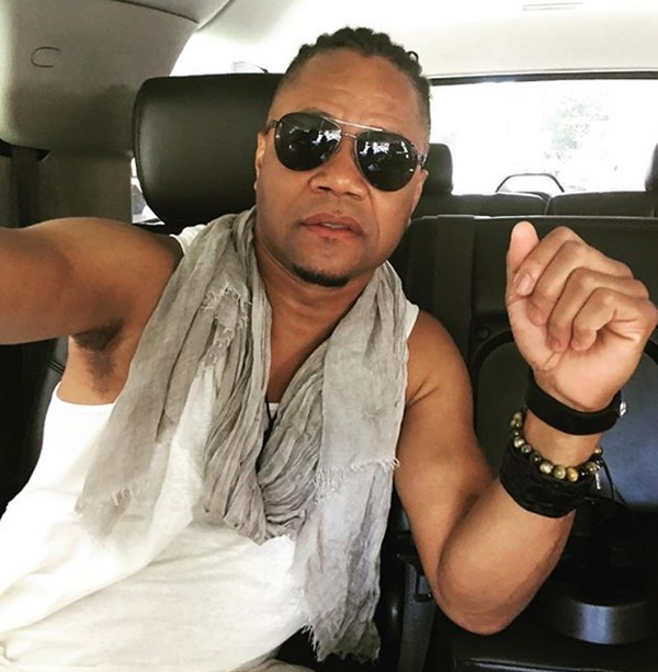 Cuba Gooding Jr. Partying Amidst Impending Court Date
