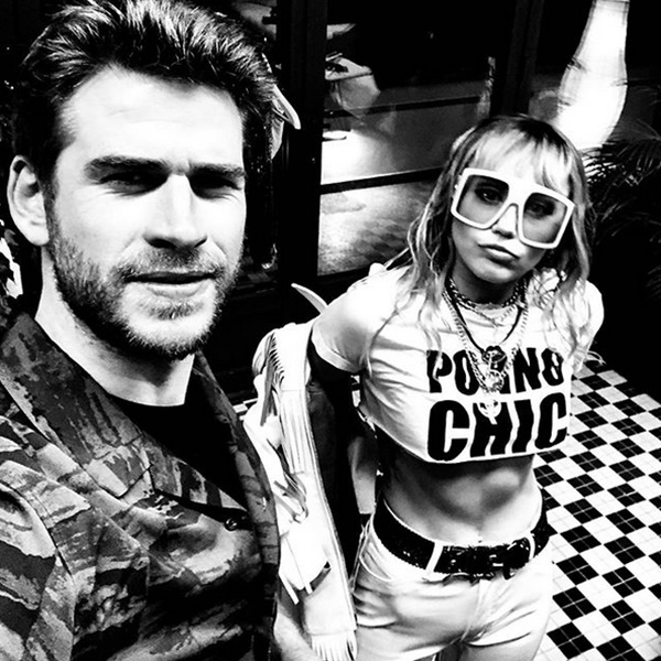 Chris Hemsworth Warned Miley Cyrus To 'Stay Away' From Liam