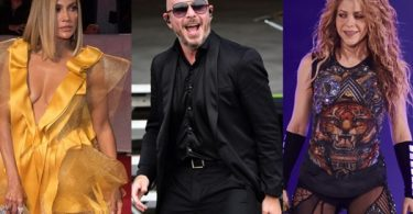 Pitbull Gunning to Join Jennifer Lopez Shakira Halftime