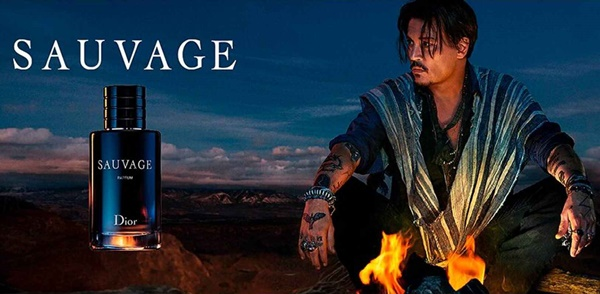 Johnny Depp Dior Sauvage Ad Pulled For Cultural Appropriation