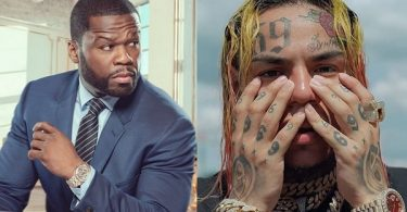 "50 Cent ""Working"" To Secure Rights to Tekashi 6ix9ine Movie"